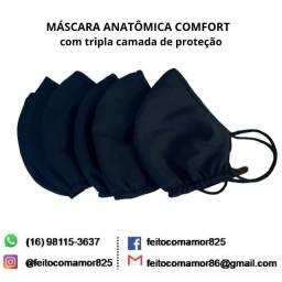 Máscara Anatômica Comfort (Bico de Pato)