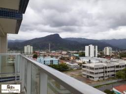 Apartamento frente para o mar com varanda gourmet/Aruan/Caraguatatuba