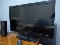 """TV 32"""" LED FULL HD PHILIPS ** NÃO É SMART TV *somente venda*"""