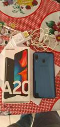 Troco A20 por Iphone 6s ou G7Plus