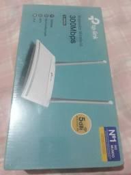 Roteador com wifi tp link