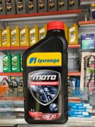 Promoção Óleo 10w30 moto