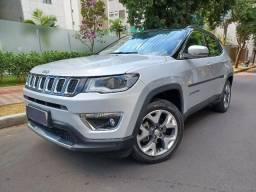Jeep Compass Limited 2.0 Flex 2018 - Aut