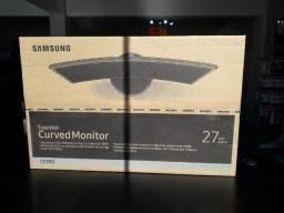 Monitor Samsung Led 27pol Widescreen Curvo FreeSync - Samsung