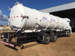 Tanque Pipa para Transporte de água potável de 25.000 litros