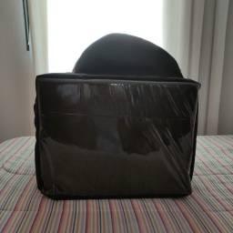 Bag mochilão/bolsão motoboy NOVA