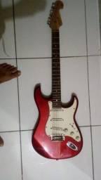 Vendo ou troco Guitarra Tagima funcionando perfeitamente!