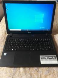 Ultrabook Acer - manual e Nota fiscal