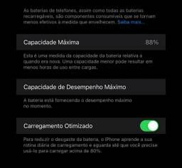 Iphone XS MAX 256gb perf estado conservação Teófilo Otoni MG