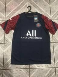 camiseta PSG treino nike
