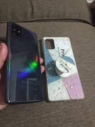 Samsung a 71 troco por outro do meu interesse