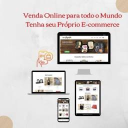 Criação de Loja Virtual Online: Aumente suas Vendas + Otimize seu Trabalho