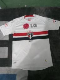Camisa oficial do São Paulo 2008
