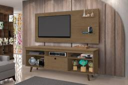 Rack e Painel de Tv Holanda- Caramelo (JP Móveis Online)
