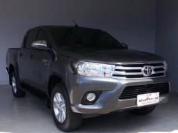 Toyota Hilux CD SRV 2.7 Cinza
