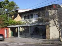 Sobrado com 4 dormitórios para alugar, 350 m² por R$ 6.700,00/ano - Jardim do Mar - São Be