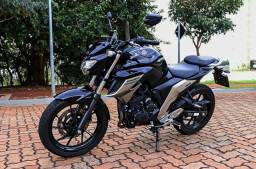 FAZER 250cc semi nova