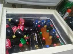 Freezer cooler H500 Electrolux 2 portas