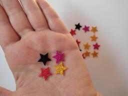 Apliques Adesivos Pet de Estrela
