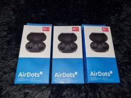 Fone Bluetooth xiaomi airdots! Novo !