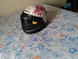 Vendo capacete samarino