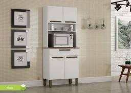 Kit de cozinha turim 4 portas SR GGA728