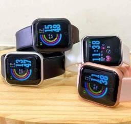 Smartwatch D20S Coloca Foto