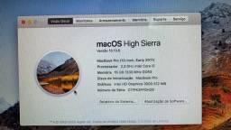 Vendo Macbook Pro 13 i5 2011 16 Gb de ram, ssd de 128