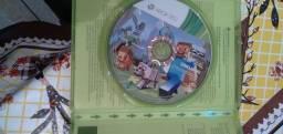 Minecraft xbox 360.