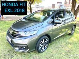 HONDA FIT 2018 EXL 17 MIL KM
