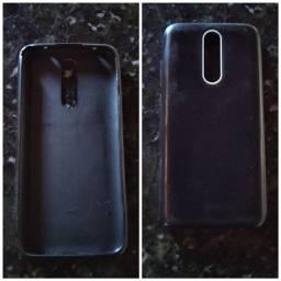 Capa preta para o Xiaomi Redmi