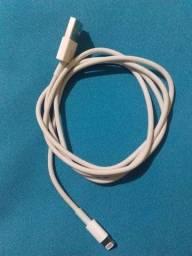 Fone da Apple e cabo de carregar. .. 120