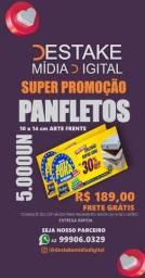 Promoção Panfletos *Frete Grátis