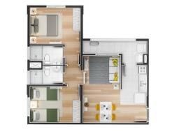 Vendo apartamento com entrada facilitada