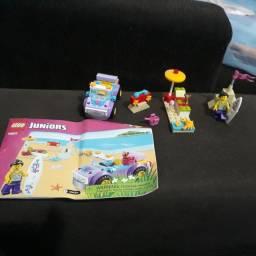 Lego Juniors passeio pela praia