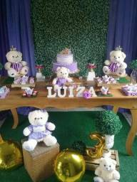 Mesa decoração