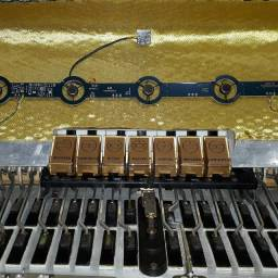 Captação, afinação e manutenção em acordeon