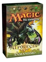 magic the gathering deck alvorecer xamanismo em português - ananindeua aurá