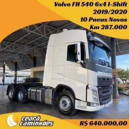 Volvo FH540 6X4 2019/2020
