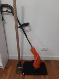 Kit aparador de grama. Pronto para uso imediato