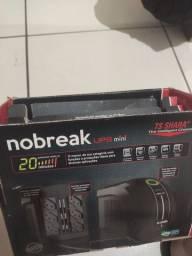 Nobreak UPS Mini ts shara 600v.a