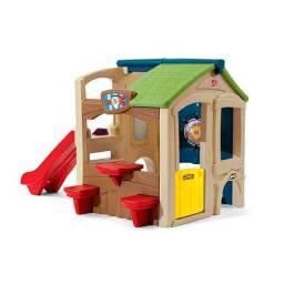 Casinha brinquedão para playground