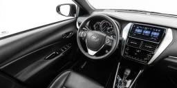 Vendo excelente carro Toyota Yaris XLS transmissão automática.