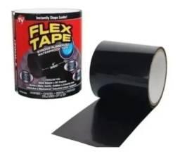 Flex Tape Fita multi-funcional adesiva - Cole Dele e Relare