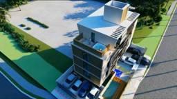 Cobertura Duplex - 3 quartos com Solário e Hidro - 86 m² - Bancários