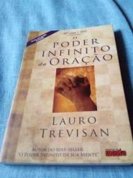 """Livro """"O Poder Infinito da Oração"""" - Lauro Trevisan - 2012 - NOVO"""