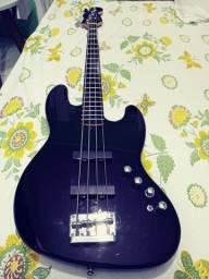 Contra Baixo Squier Jazz Bass Deluxe 4