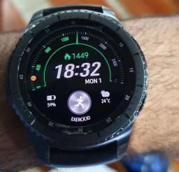 Samsung gear s3 frontier excelente