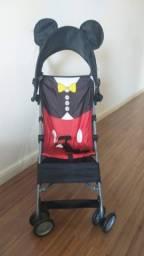 Carrinho De Bebê Do Mickey