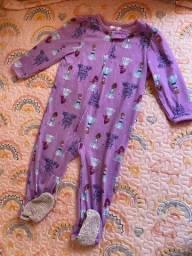 Pijama macacão Carter?s 18m